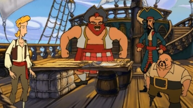 A pirate I was meant to be…